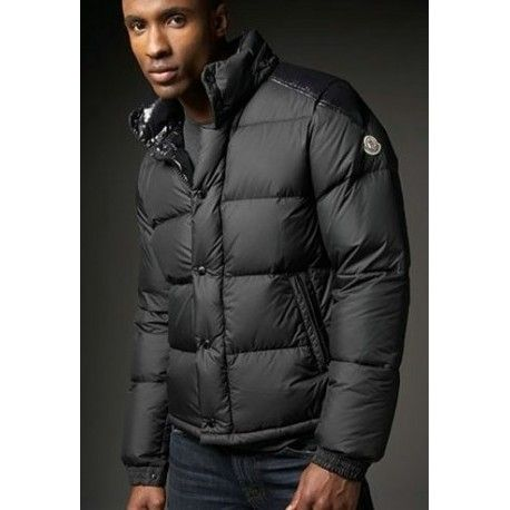 $291.29 moncler black down jacket,Moncler Lacblanc Mens Down Jacket Black ...