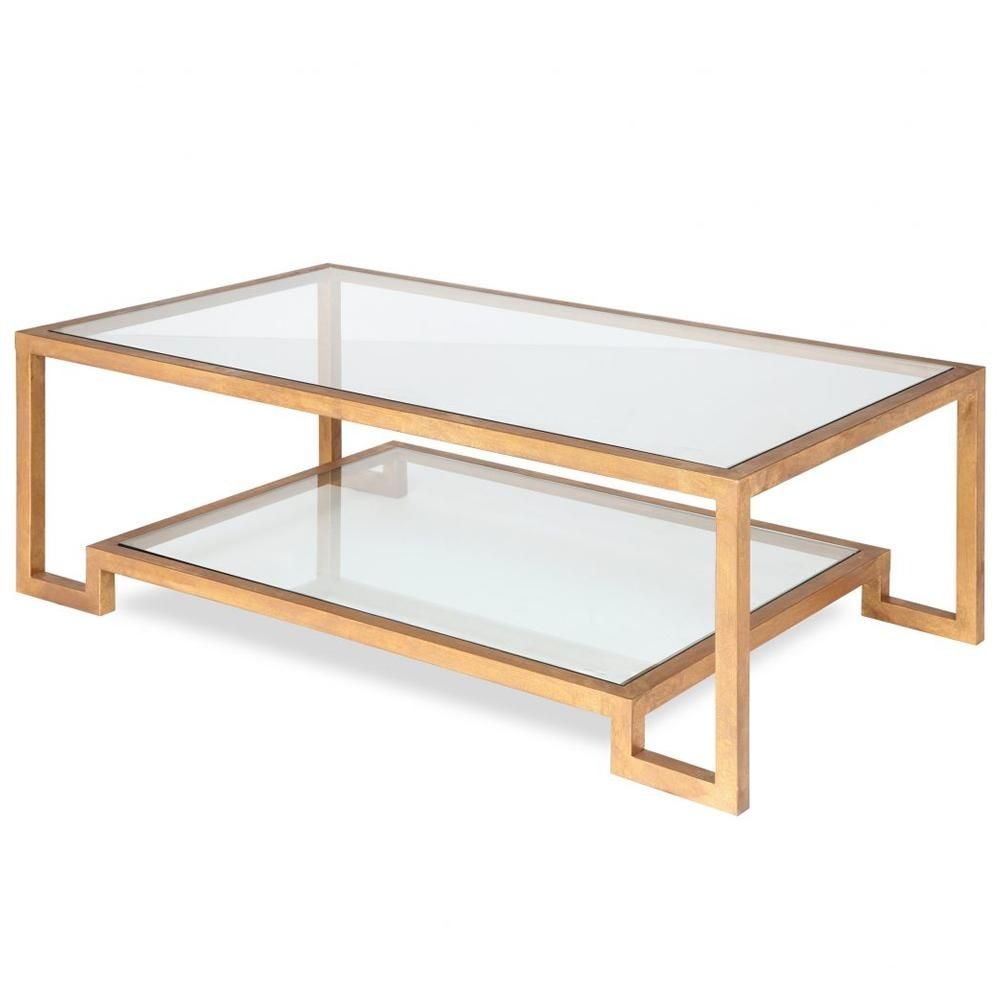 Liang Eimil Ming Antiqued Gold Glass Coffee Table Gold Glass Coffee Table Coffee Table Gold Coffee Table [ 1000 x 1000 Pixel ]