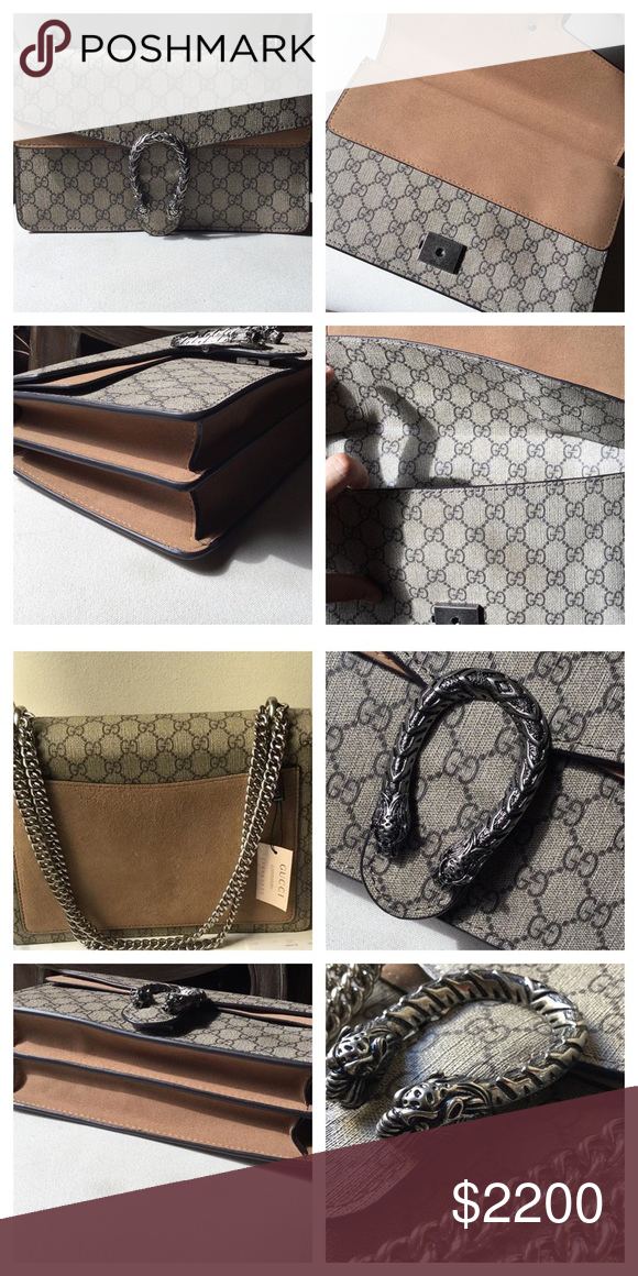 8170674448dc Gucci Bag 2016 Brand New Gucci Bag 2016 Collection never carried yet! No  box or duster bag included sorry original tag still attached Gucci Bags