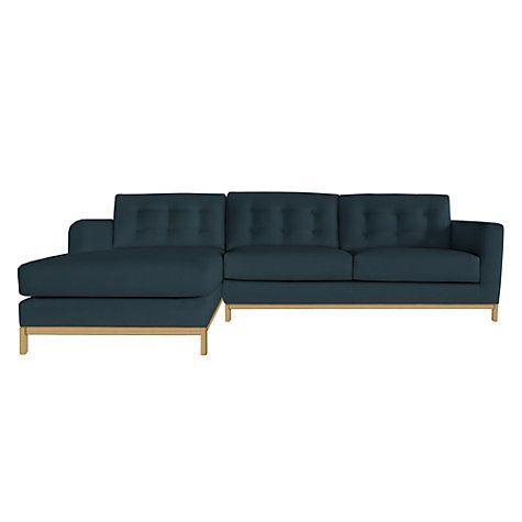 1d2e8b148671 Furia Odyssey LHF Chaise End Sofa, Azul Sable | Living room | Sofa ...