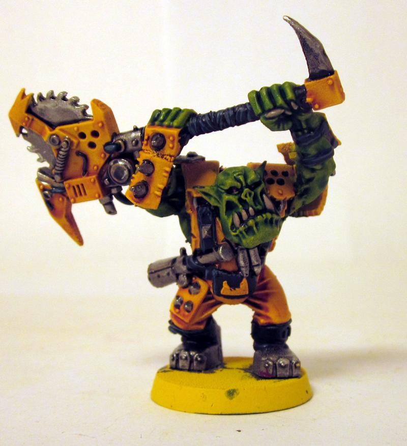 Bad Moons Speed Painting Guide Using Army Painter Yellow