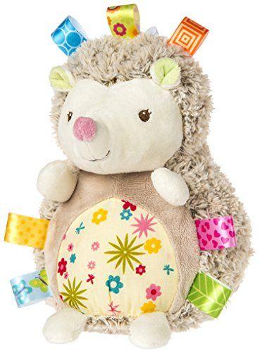 Taggies Petals Hedgehog Soft Toy Taggies http://www.amazon.com/dp/B00PKOXQVQ/ref=cm_sw_r_pi_dp_kCEkvb0C6GF6P