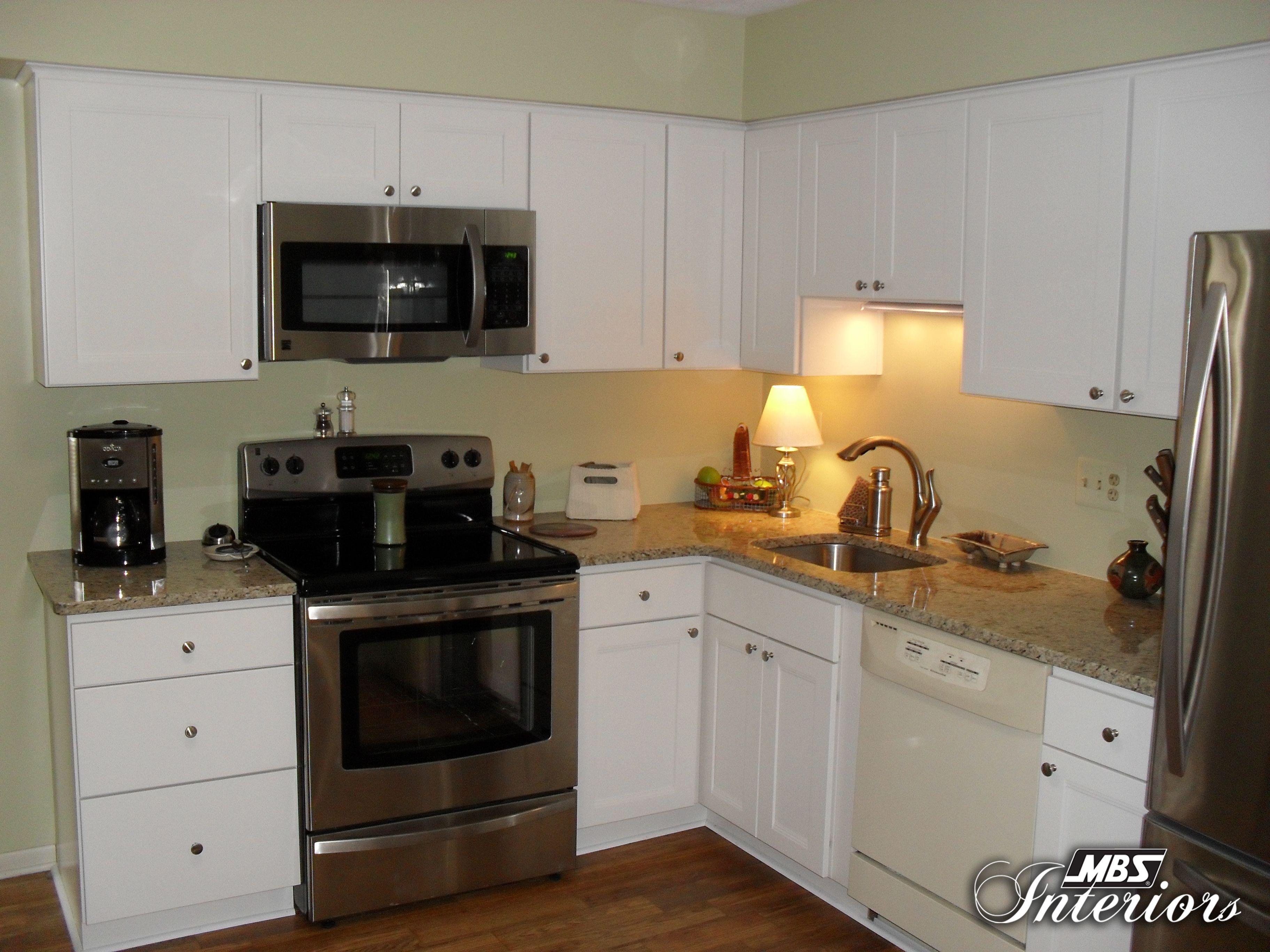 Small White Kitchen Small White Kitchens Kitchen Interior Kitchen Design