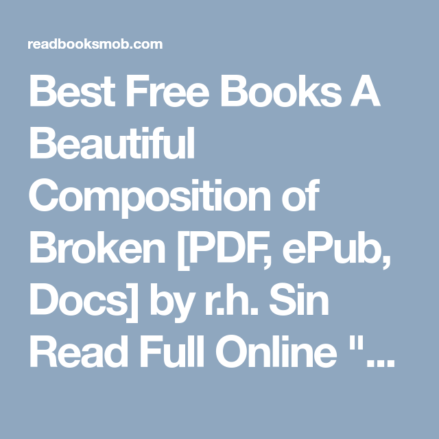 Best free books a beautiful composition of broken pdf epub docs best free books a beautiful composition of broken pdf epub docs by fandeluxe Gallery