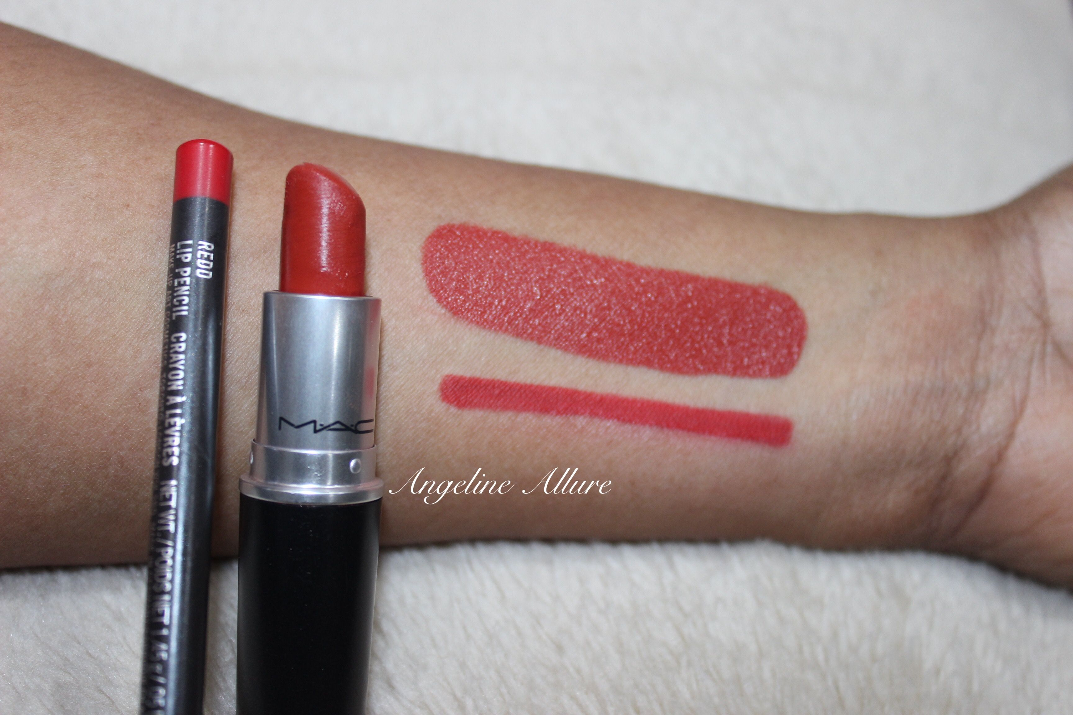 1. Two-Toned Lips: