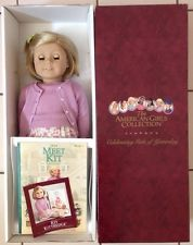 Brand New In Burgandy Box - Kit Kittredge Pleasant Company Issue Doll Circa 2000 $110