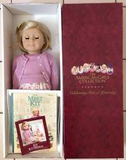 Brand New In Burgandy Box - Kit Kittredge Pleasant Company Issue Doll Circa 2000 $110