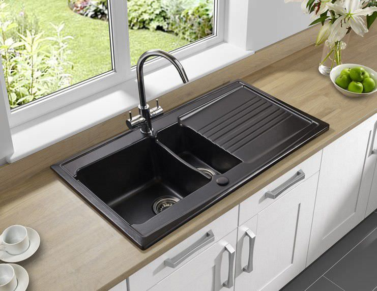 Lovely Undermount Kitchen Sinks With Drainboard   Google Search
