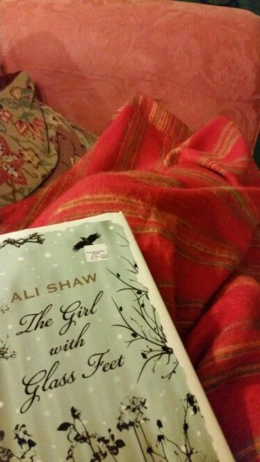 The Girl With Glass Feet By Ali Shaw A Lovely Heart Warming Yet
