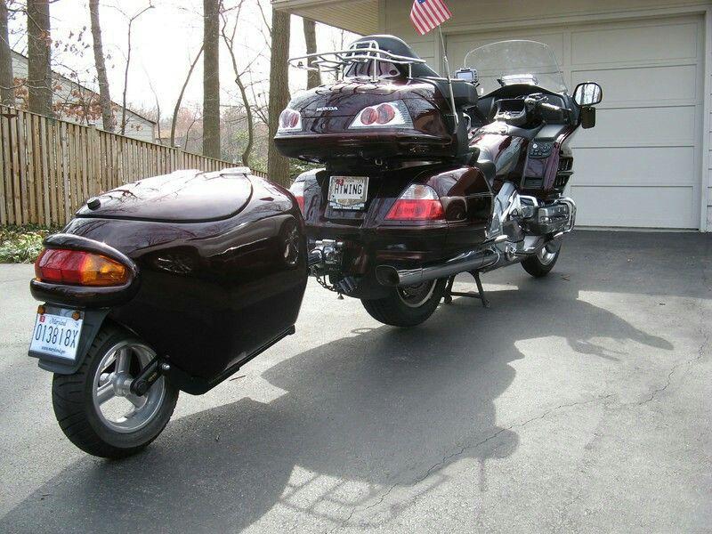 Pin de Roman Abramov en trailer | Pinterest | Remolque para moto ...