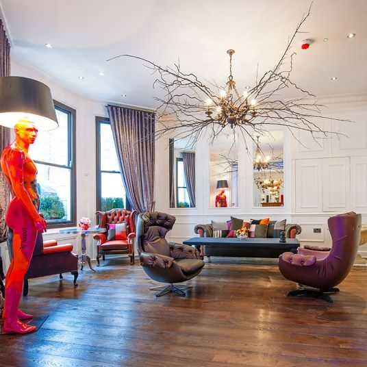 Reserve The Exhibitionist Hotel London At Tablet Hotels