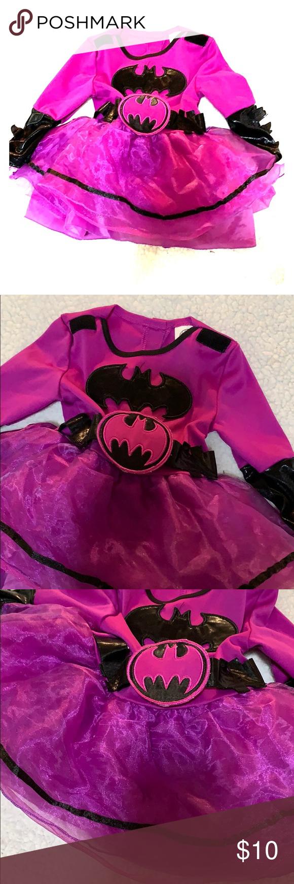 Infant Purple Batman Halloween costume Sz 6-12m Cute Purple Batman costume with a tutu skirt for infants aged/sized 6-12 months    **Missing cape** Costumes Halloween #halloweencostumesforinfants Infant Purple Batman Halloween costume Sz 6-12m Cute Purple Batman costume with a tutu skirt for infants aged/sized 6-12 months    **Missing cape** Costumes Halloween #halloweencostumesforinfants
