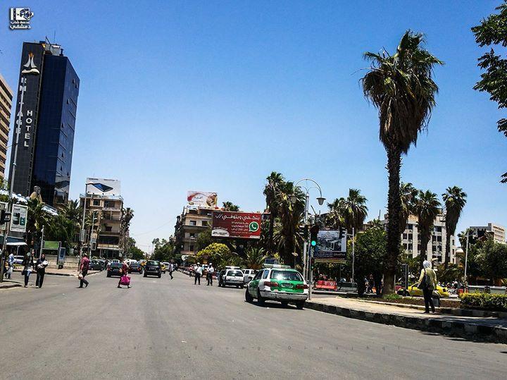 كالميرو وواتس اب عرنوس دمشق في 17 6 2016 12 رمضان 1437 Arnous Damascus On 17 6 2016 12th Ramadan 1437 Syria Damascus دمشق س Street View Photo Scenes