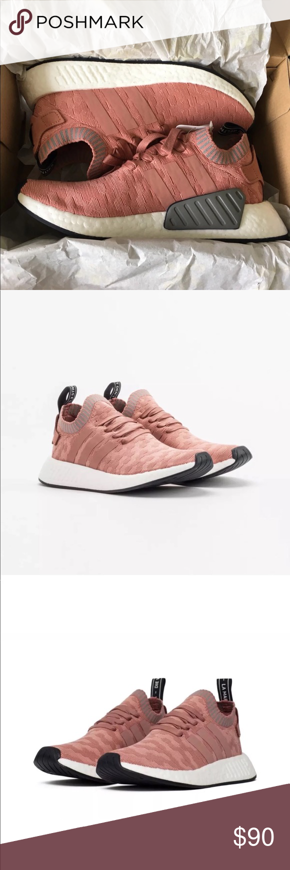 2499fa5fd Adidas NMD R2 Women s running shoes BY8782 Women s size 7.5