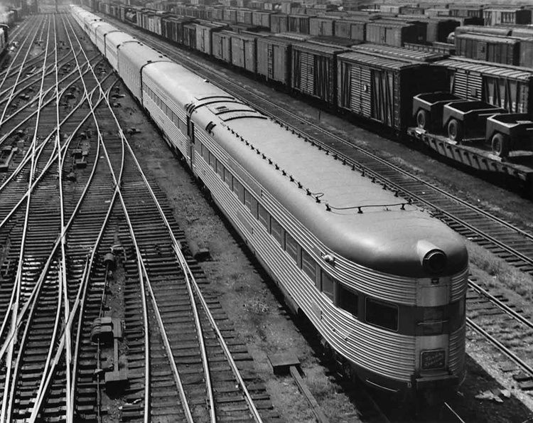St. LouisSan Francisco Image Gallery Classic Trains