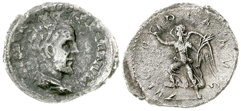 Römische Münzen Kaiserzeit Jotapianus Usurpator 248249