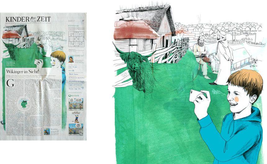 Silke Werzinger - illustration