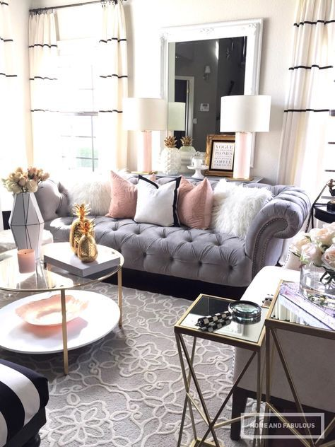 How One Couch Inspired A Living Room Transformation