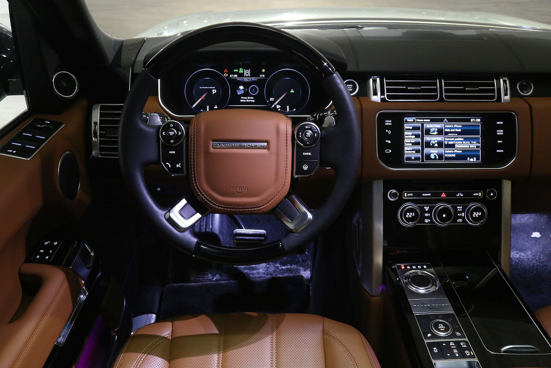 Range Rover Sport Interior >> 2017 Luxury Range Rover Sport Interior Range Rovers