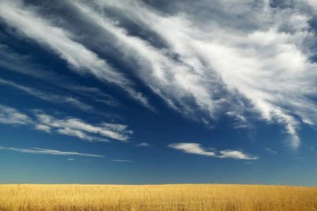 'National Geographic: The wide open dramatic prairie.' by National Geographic on artflakes.com as poster or art print $16.63