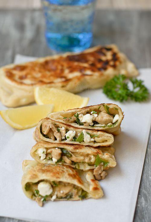 From My Lemony Kitchen ....: Gozleme