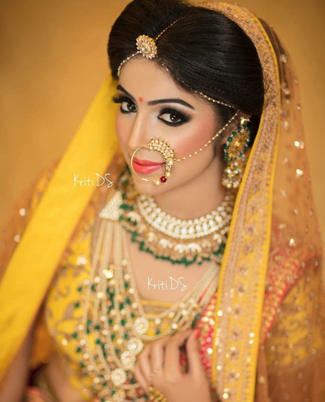 Pin by mar u j on bridals pinterest indian bridal makeup