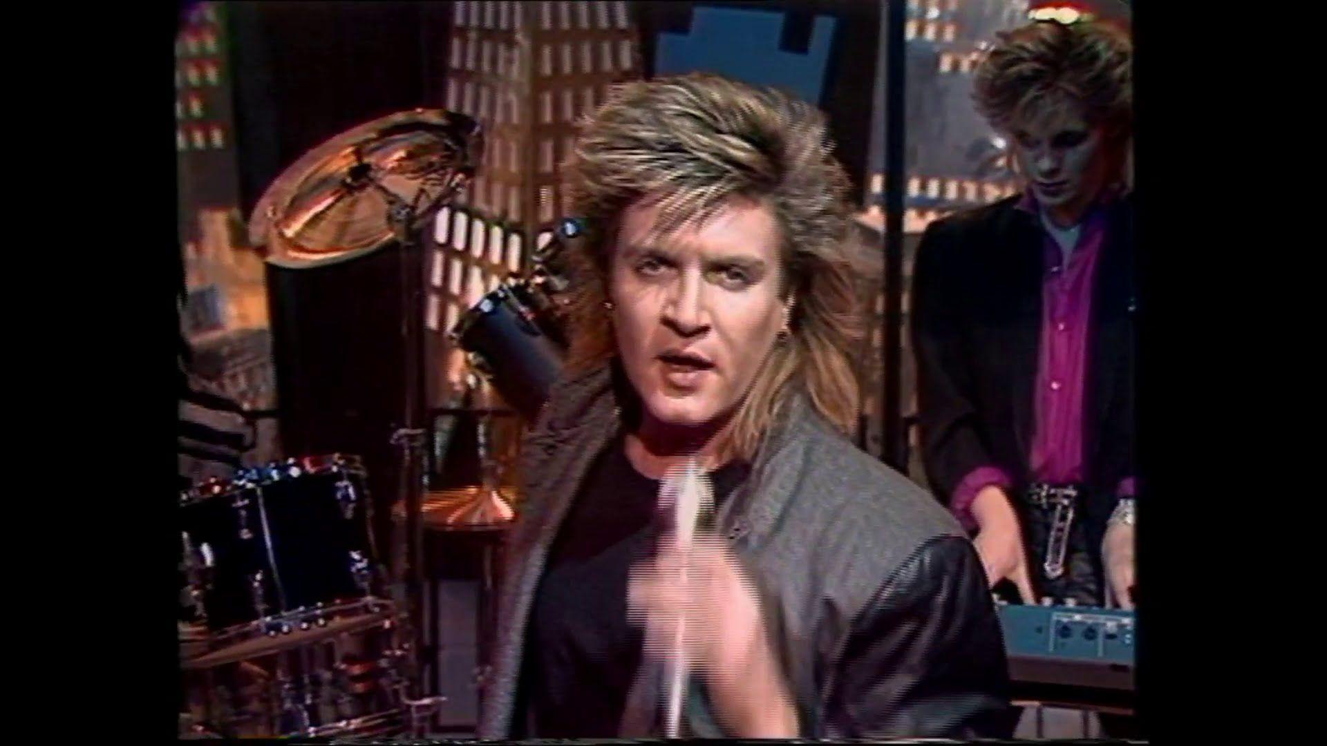 Duran Duran Wild Boys Top Pop 1984 Roger Taylor Duran Duran