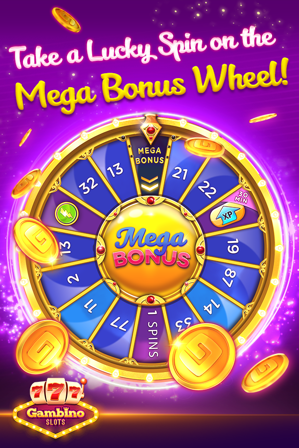Mega Bonus Wheel