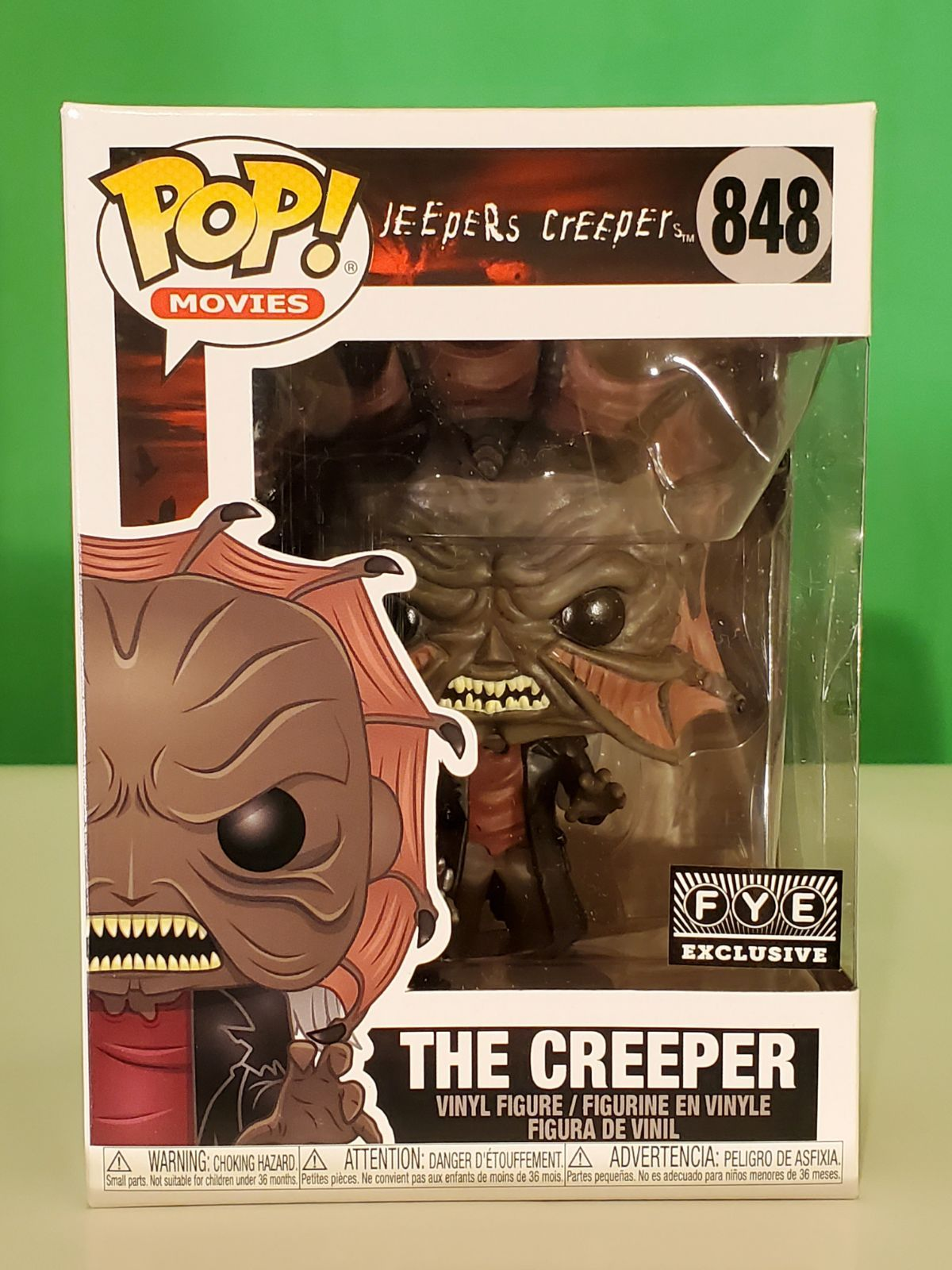 Thank You For Looking This Brand New Unopened Funko Pop Movies