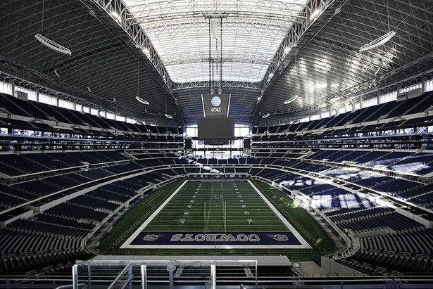 Sex in dallas cowboys stadium