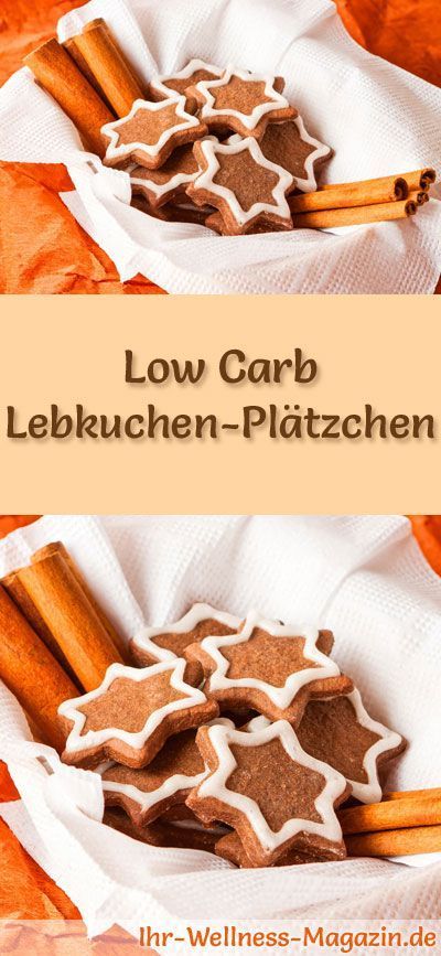 Low Carb Gingerbread Cookies – Easy Recipe for Christmas Biscuits