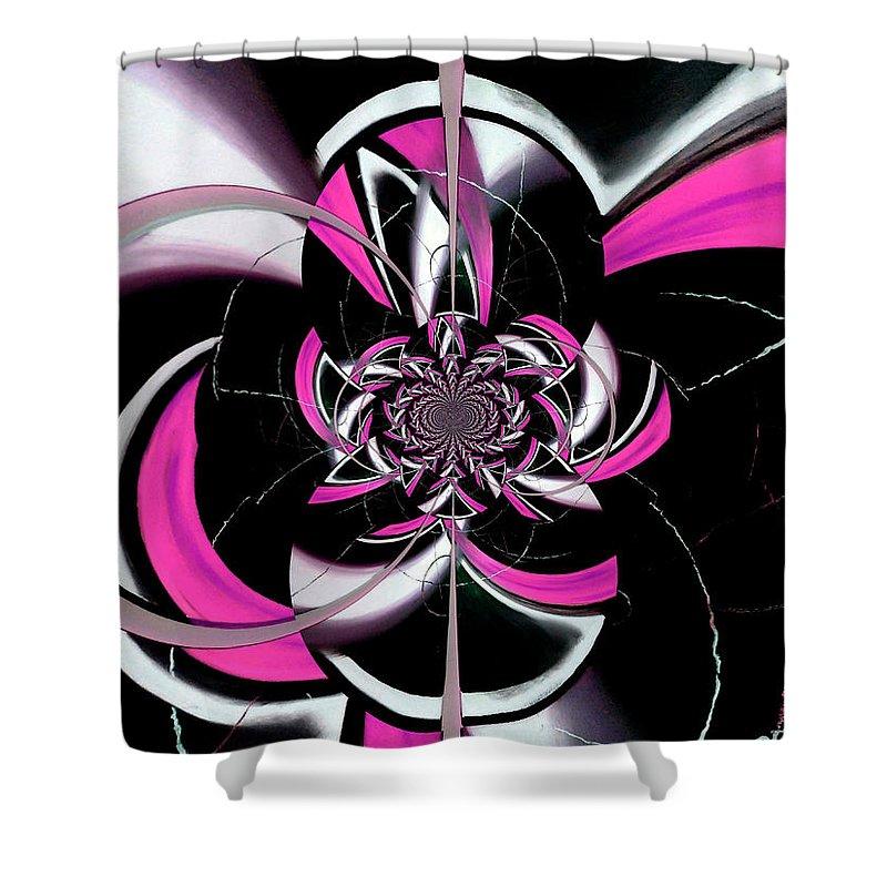 Classy Black White Stripes Vintage Floral Monogram Shower Curtain Zazzle Com Shower Curtain Monogram Black Shower Curtains Floral Shower Curtains