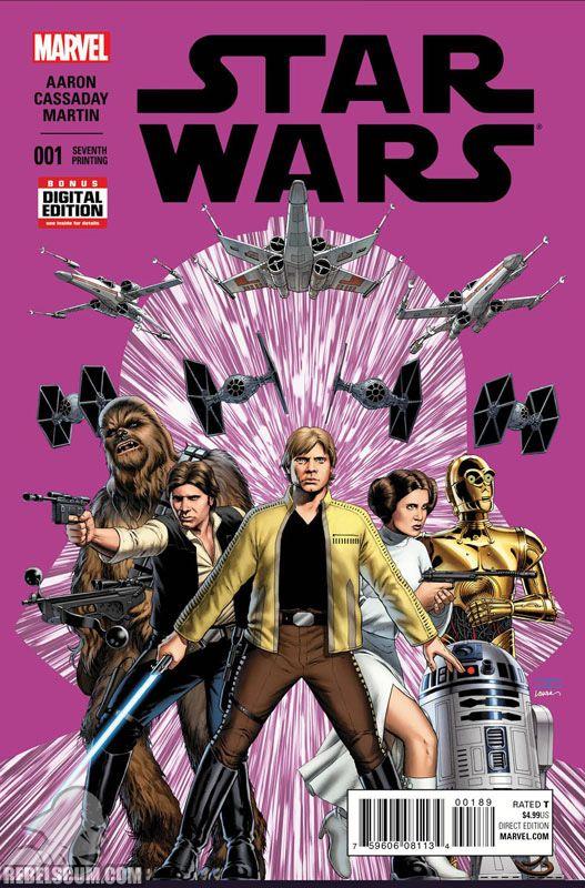Star Wars 1 (7th printing - November 2015)