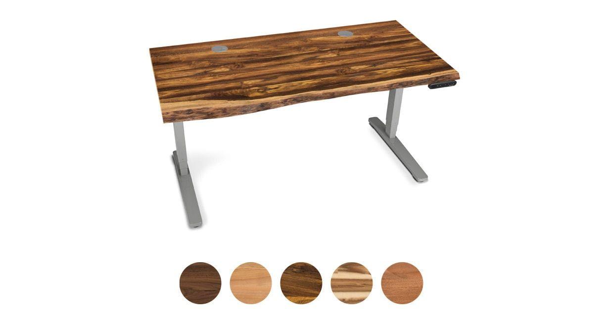 Uplift Solid Wood Standing Desk V2 V2 Commercial Uplift Desk Solid Wood Solid Wood Furniture