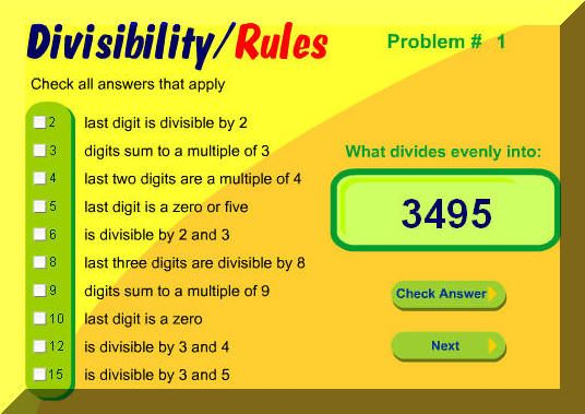 math worksheet : 1000 images about division on pinterest  divisibility rules  : Divisibility Rules Test Worksheets