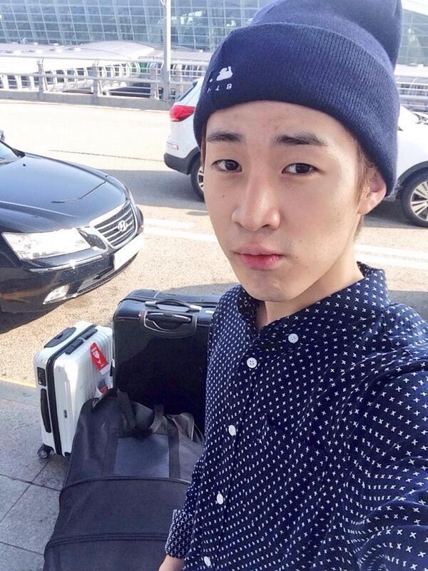 Henry Lau (@henrylau89) byebye korea! 안녕!!!