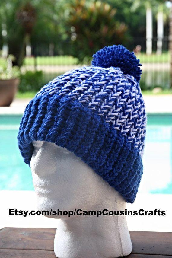 7505db1e INDIANAPOLIS COLTS knit hat, blue knit hat,U conn Huskies knit hat ...