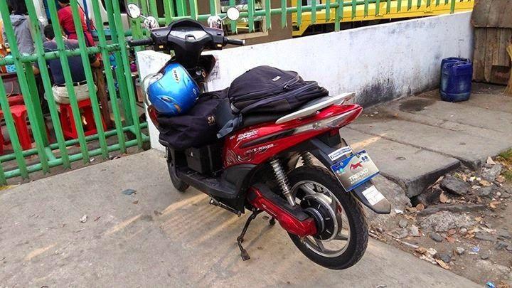 sepeda motor listrik 1 KW