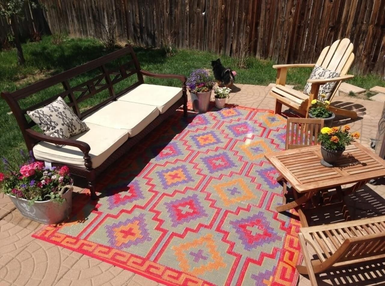32 Perfect And Outdoor Rugs Ideas