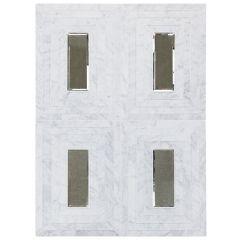 Tonya Comer Boulevard Carrara 16x16 Marble Tile   TileBar.com