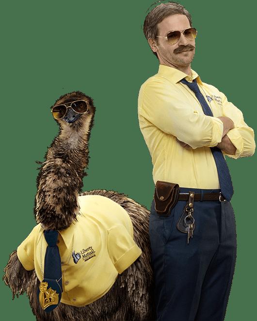 Limu Emu And Doug Liberty Mutual Insurance Quotes Mutual Insurance