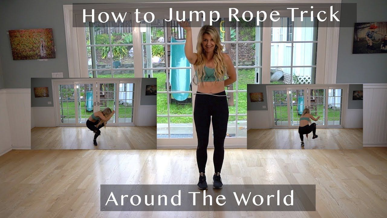 learn how to jump rope like a boxer