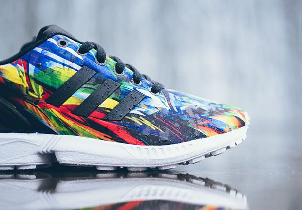 best loved 4fd6b 6e0bc adidas zx flux multicolor - Buscar con Google