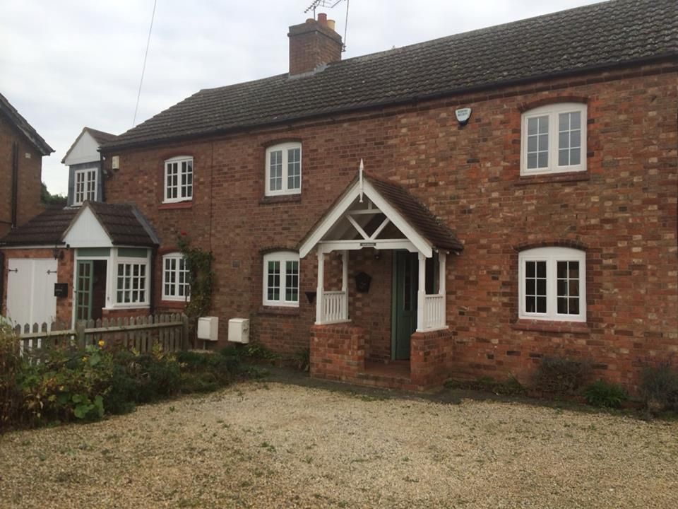 X 2 Full Cottage Windows Doors And Garage Doors Fitted In Warwick