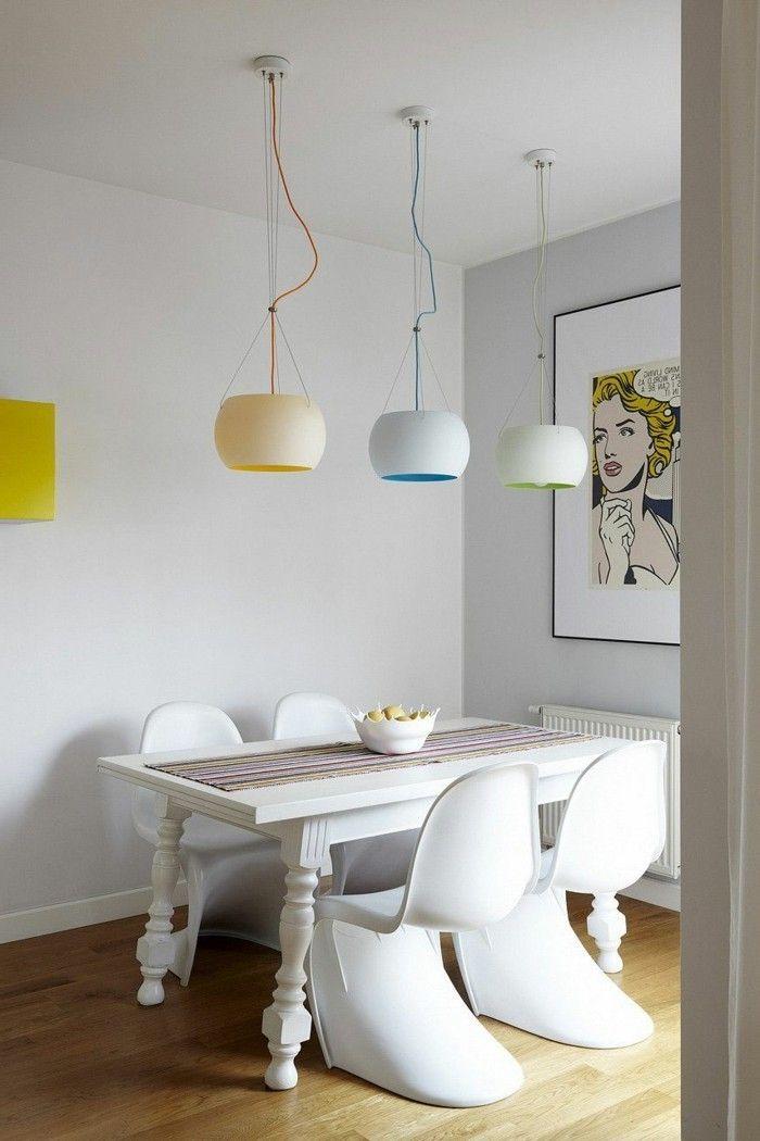 wandgestaltung ideen wohnideen esszimmer moderne einrichtung