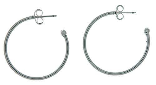 29f64f6c5 Pandora Essence Hoops of Versatility Small Silver Hoop Earrings 297727 PANDORA  Hoops of Versatility Hoop Sterling Silver Earrings - 297727
