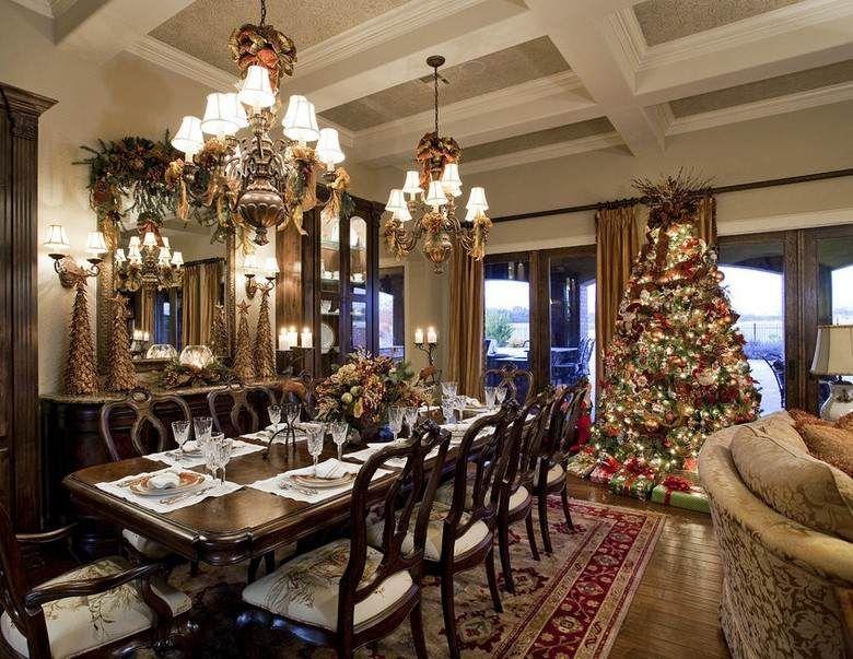 Weihnachtsdeko Amerikanisch weihnachtsdeko im amerikanischen stil weihnachtsbaum mit