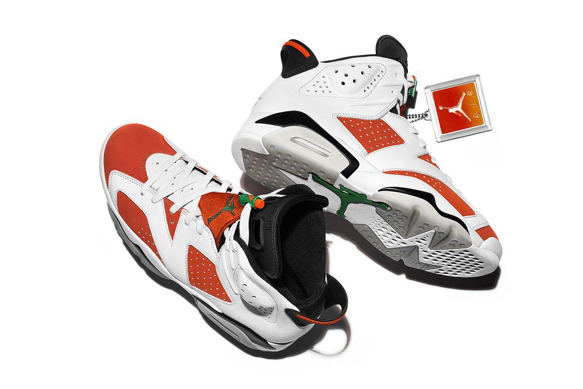 Gatorade x Air Jordan