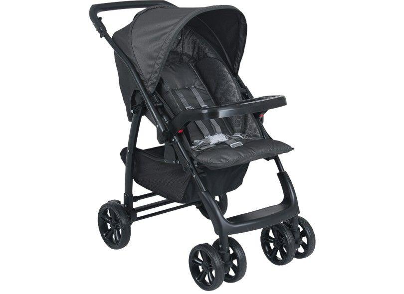 [Carrefour] Carrinho de bebê Burigotto Tempus cinza|R$341,91 + frete salgado