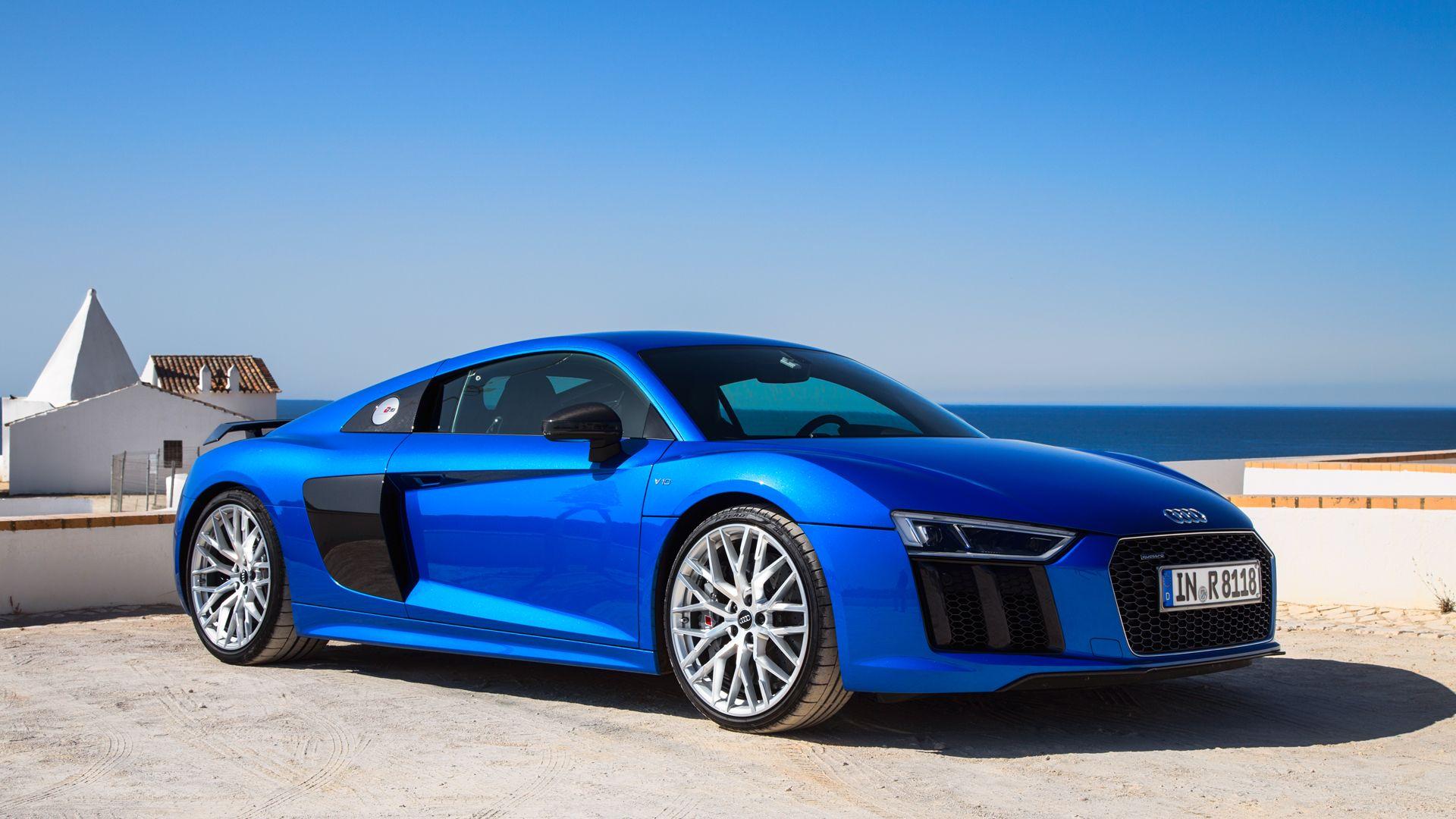Audi R8 Spyder V10 Plus Wallpapers High Definition Audi R8